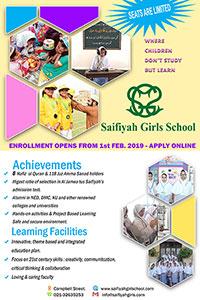 Saifiyah Girls School ::: Home